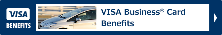 Visa Business® Card Benefits